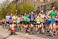 Maratón Imagen de archivo libre de regalías