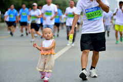 Maratón Fotos de archivo