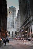 Maratón de Chicago fotografía de archivo libre de regalías