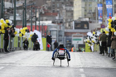 38 Maratón de Estambul Fotos de archivo