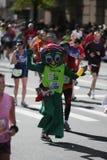Maratón de ING New York City, corredor de los E.E.U.U. 2010 Fotos de archivo