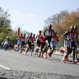 Maratón de Londres, 2012 Imagen de archivo