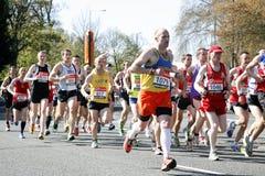Maratón de Londres, 2012 Fotos de archivo libres de regalías
