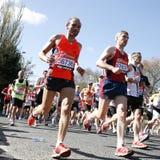 Maratón de Londres, 2012 Imagenes de archivo