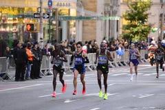 Maratón 2016 de New York City Imagen de archivo