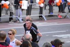Maratón 2016 de New York City Fotos de archivo