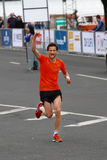 Maratón de Nordea Riga fotos de archivo libres de regalías