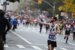 Maratón de 2017 NYC Fotografía de archivo libre de regalías