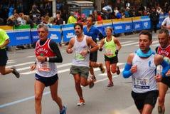 Maratón 2013 de NYC Fotografía de archivo libre de regalías