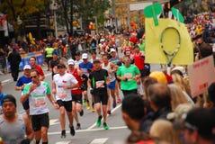 Maratón 2013 de NYC Imagen de archivo libre de regalías