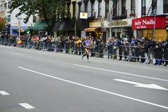 Maratón de 2017 NYC - mujeres Fotografía de archivo libre de regalías