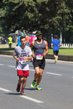 Maratón 2016 de Skopje Imágenes de archivo libres de regalías