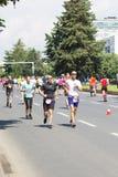 Maratón 2016 de Skopje Imagen de archivo libre de regalías