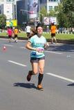 Maratón 2016 de Skopje Fotos de archivo