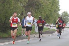 Maratón Deutsche Weinstrasse Fotos de archivo libres de regalías