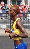 Maratón olímpico de Londres 2012 Imágenes de archivo libres de regalías