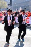 Maratón Rotterdam Imágenes de archivo libres de regalías