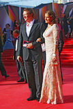 Marat Basharov at Moscow Film Festival Royalty Free Stock Photo