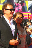 Marat Basharov at Moscow Film Festival Stock Images
