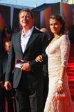 Marat Basharov at Moscow Film Festival Royalty Free Stock Image