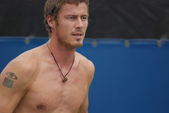 Marat Safin Royalty Free Stock Photo