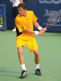 Marat Safin Tennis Backhand Stock Photography