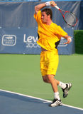Marat Safin Tennis Forehand Royalty Free Stock Images