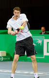 Marat Safin at Zurich Open 2012 Royalty Free Stock Images
