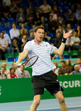 Marat Safin at Zurich Open 2012 Royalty Free Stock Photos