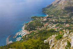 Maratea royalty free stock photos