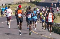 Marathon南非同志 图库摄影