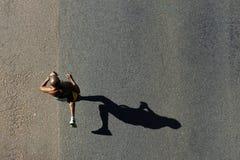marathon同志2010年 免版税库存照片