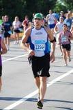 Marathon 1. Va. Beach, VA -September 05,2010-Rock-N-Roll 1/2 Marathon-Virgina Beach VA, race participants. Photo taken September 5,2010 Royalty Free Stock Photos