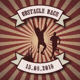 2marathon illustration libre de droits