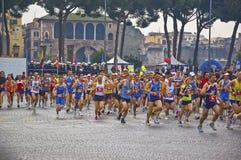 Marathon image libre de droits