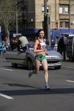 Marathon Stockbilder