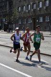 Marathon Stockfotografie