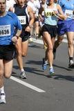 Marathon Stockfoto