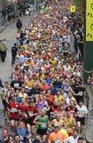 Marathon 2008 de flore de Londres Image libre de droits
