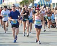 Marathon 2011 Lizenzfreies Stockbild