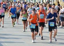 Marathon 2011 Royalty-vrije Stock Fotografie