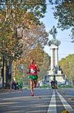 Marathon 2011 de Turin Images stock