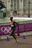 Marathon 2012 olympique Photo libre de droits