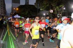 Marathon 2013 de Hong Kong photographie stock