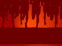 Marathon. Abstract red marathon sport background Royalty Free Stock Image
