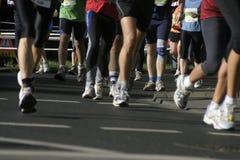 Marathon Stockbild