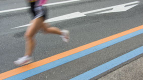 Marathon Royalty-vrije Stock Foto's