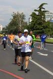 Marathon stockfotos