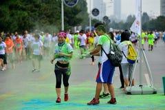 Marathon Stock Foto's