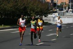 Marathon Photo stock